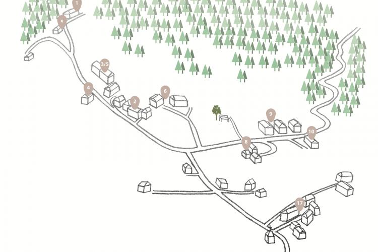 Illustration zum Ort Obergail
